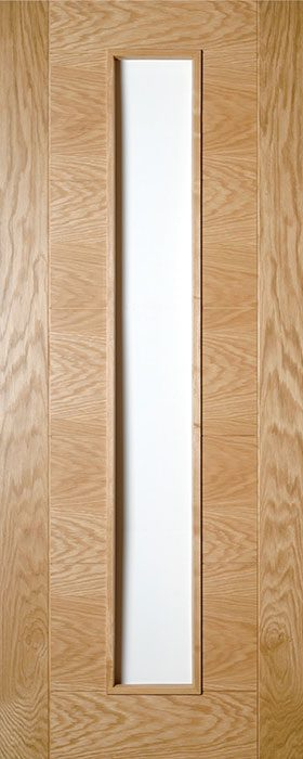 door oak hp16g unglazed