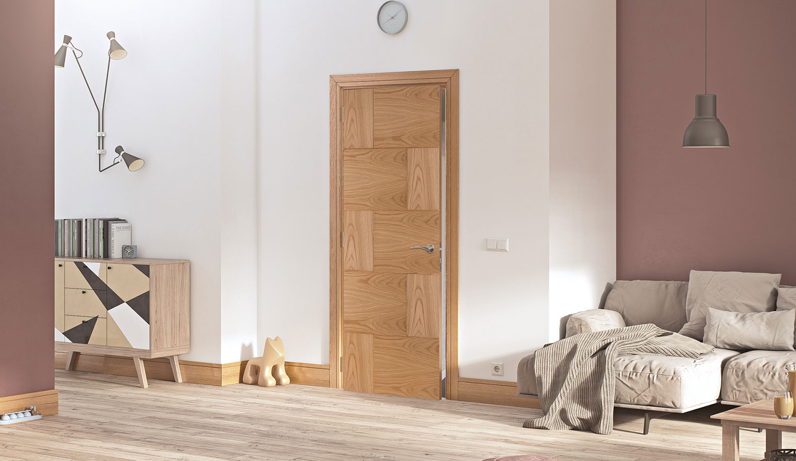 door oak hp34