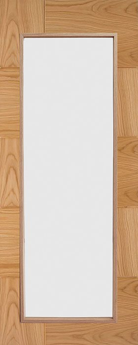 door oak hp34g clear