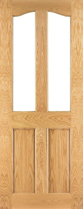 door oak nm2g unglazed