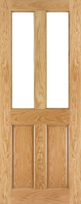 door oak nm4g unglazed