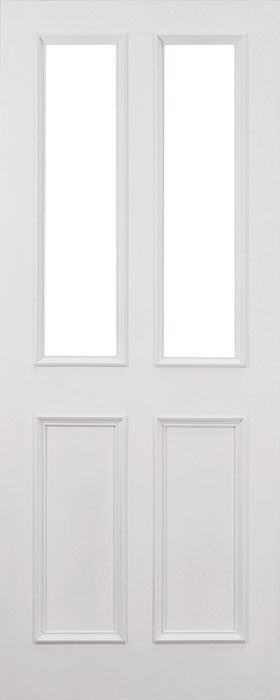 door primed wr1g unglazed