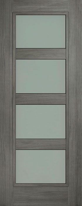 door grey Daiken 4lite opal laminate