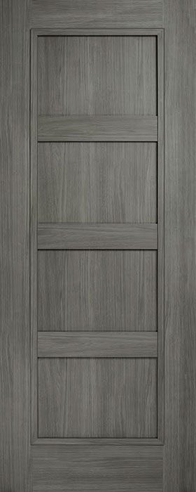 door grey Daiken 4panel
