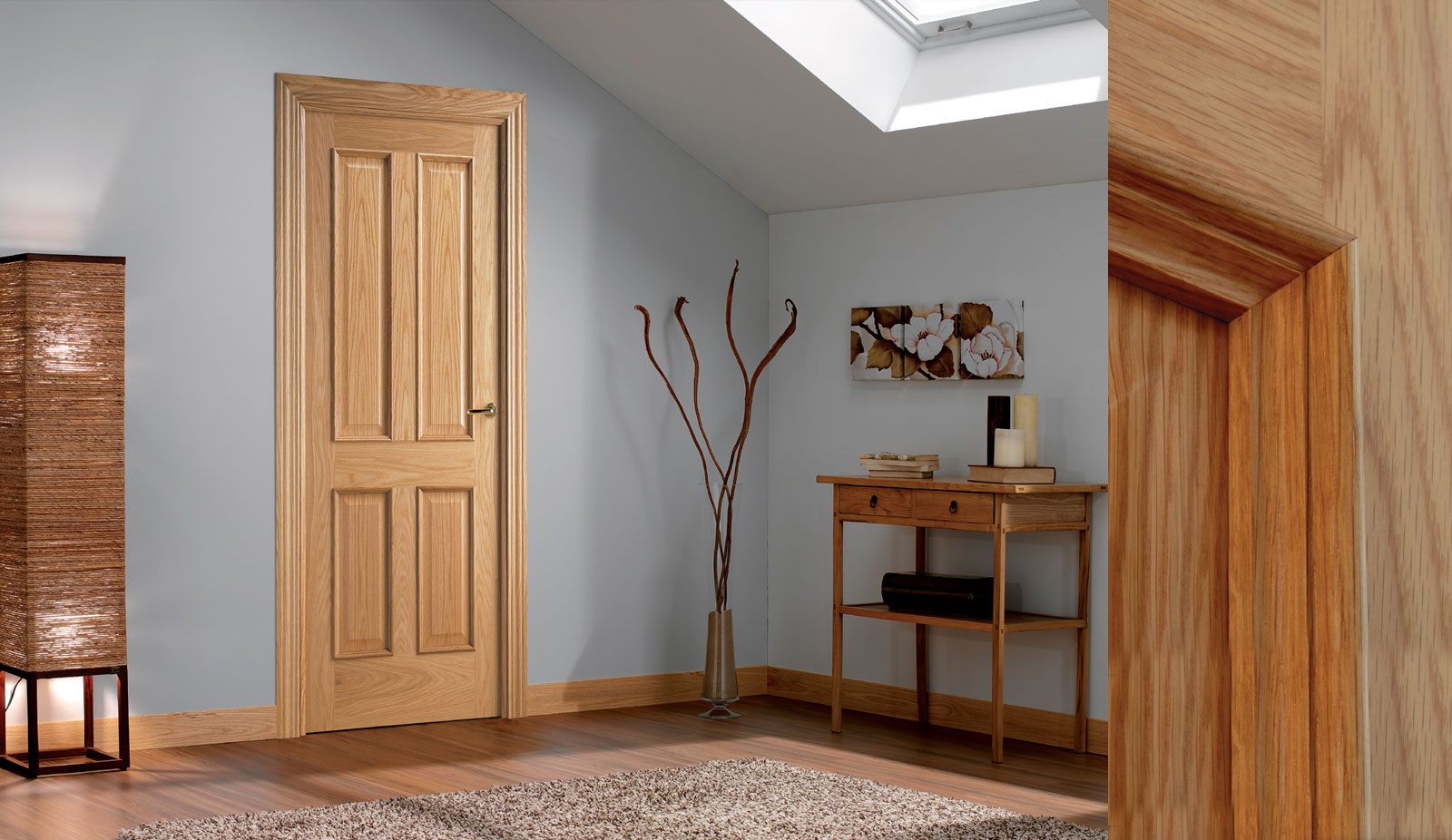 door oak 2040 rlv room