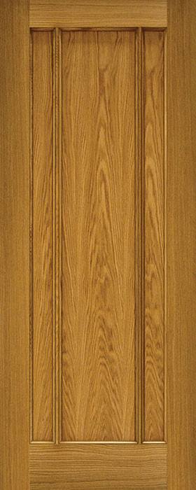 door oak Fiji 3 panel