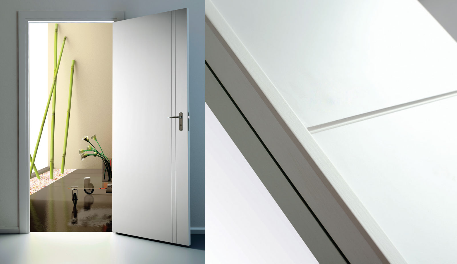 door primed contract Minotaur fd30 room