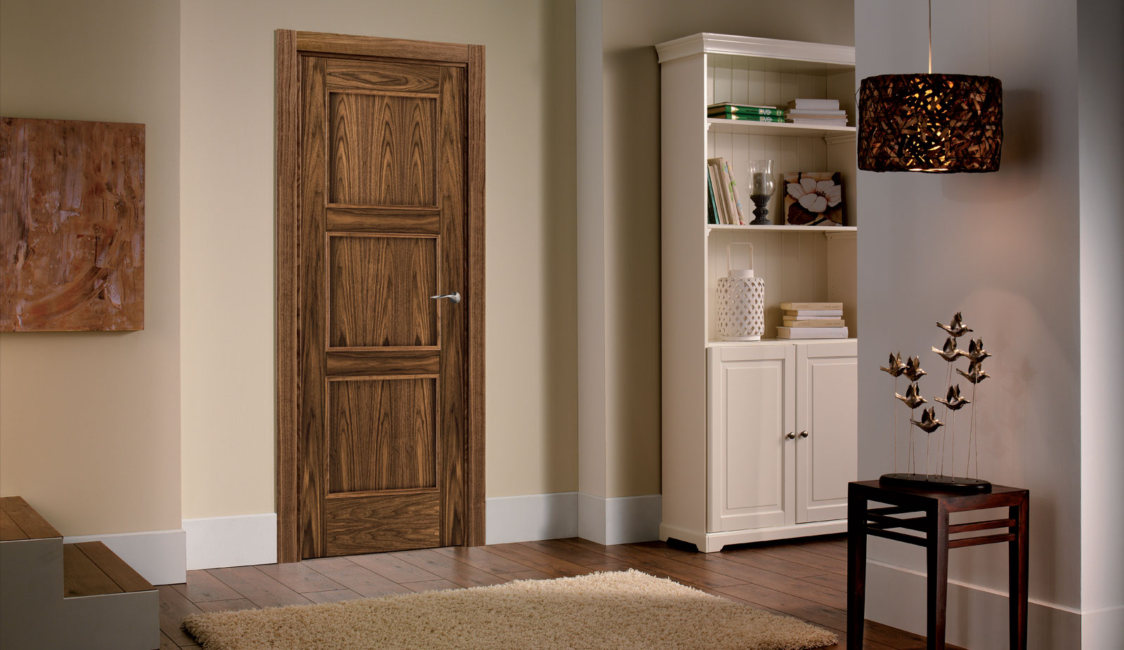 door walnut 3212
