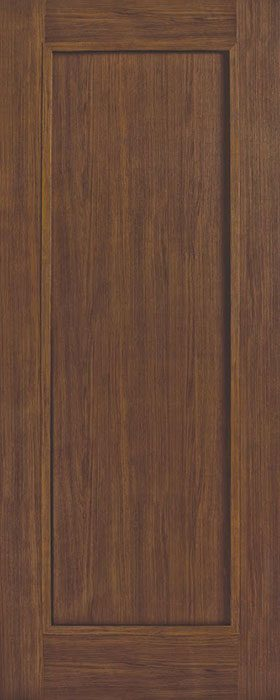 door walnut Daiken 1panel