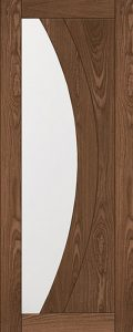 door walnut hp35g clear