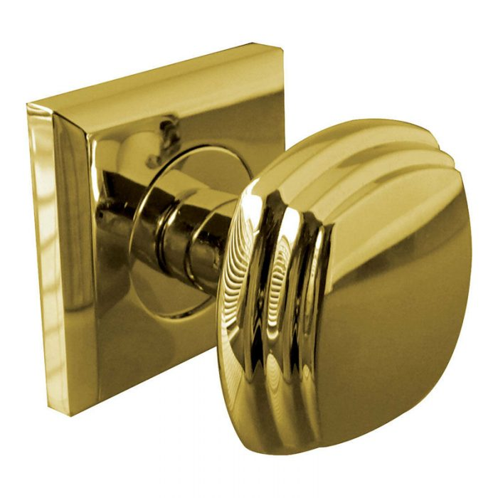 Door Knobs JV74 Square Knob Square Rose