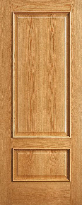 door oak 212 rlv raised panel