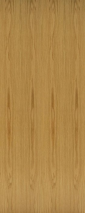 door oak Flush Veneered d30 fd60
