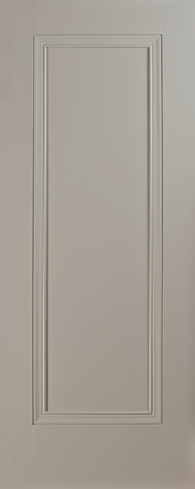 door silk grey Prague 1 panel