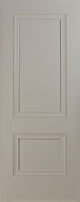 door silk grey Salzburg 2 panel