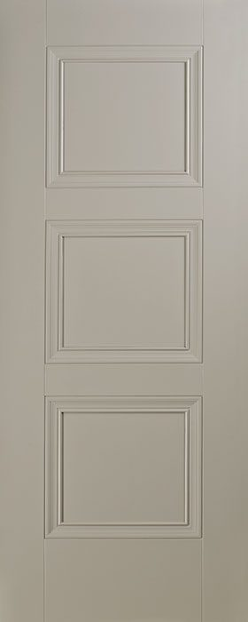 door silk grey Vienna 3 panel