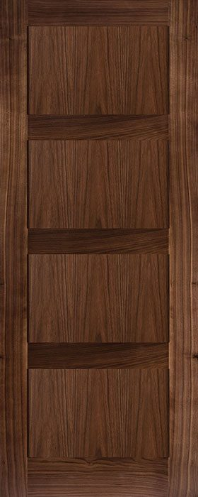 door walnut hp1
