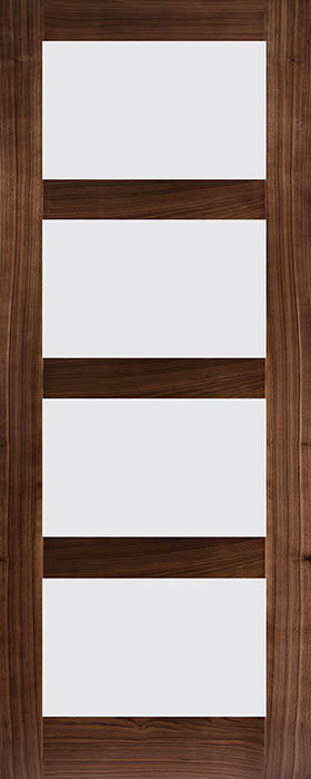 door walnut hp1g clear
