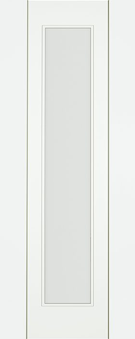door white Norma opal laminate