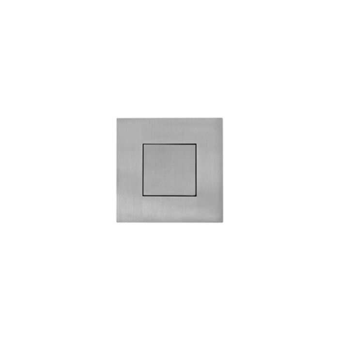 IN16404 Square Flush Pull With Cover