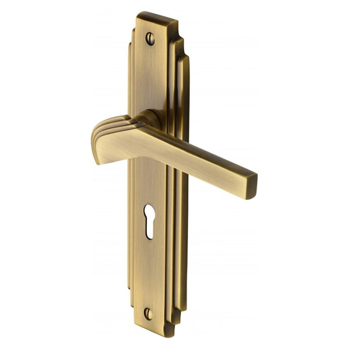 Handles Lever On Plate TIF5200 Tiffany